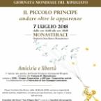 """Giornata del Rifugiato: """"Il Piccolo Principe"""" tra i bambini di Monasterace"""