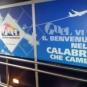 GOEL da' il proprio benvenuto all'aeroporto di Lamezia Terme