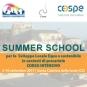"""Summer School """"Lo sviluppo Equo e Sostenibile"""" Aperte le iscrizioni"""