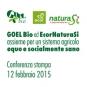 Goel Bio ed EcorNaturaSì per un sistema agricolo equo e socialmente sano.