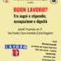 Buon Lavoro? Iniziativa su occupazione e dignità a Castel Maggiore (Bo)
