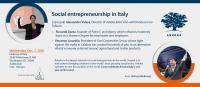 Washington, GOEL presenta il suo progetto per il cambiamento della Calabria