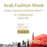 CANGIARI ospite dell'Arab Fashion Week a Dubai